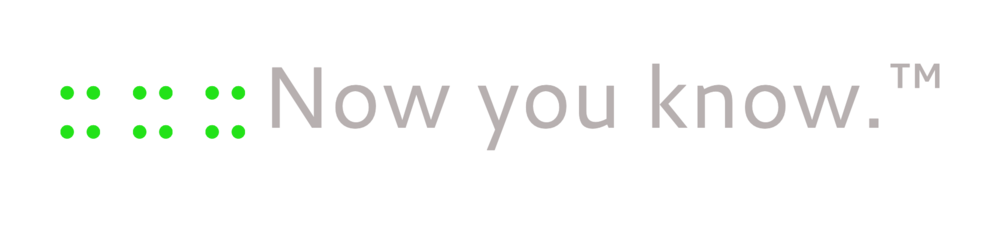 Now+you+know.™-logo